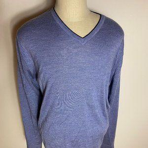 Nordstrom Vneck sweater BNWT XXL wool/cashmere
